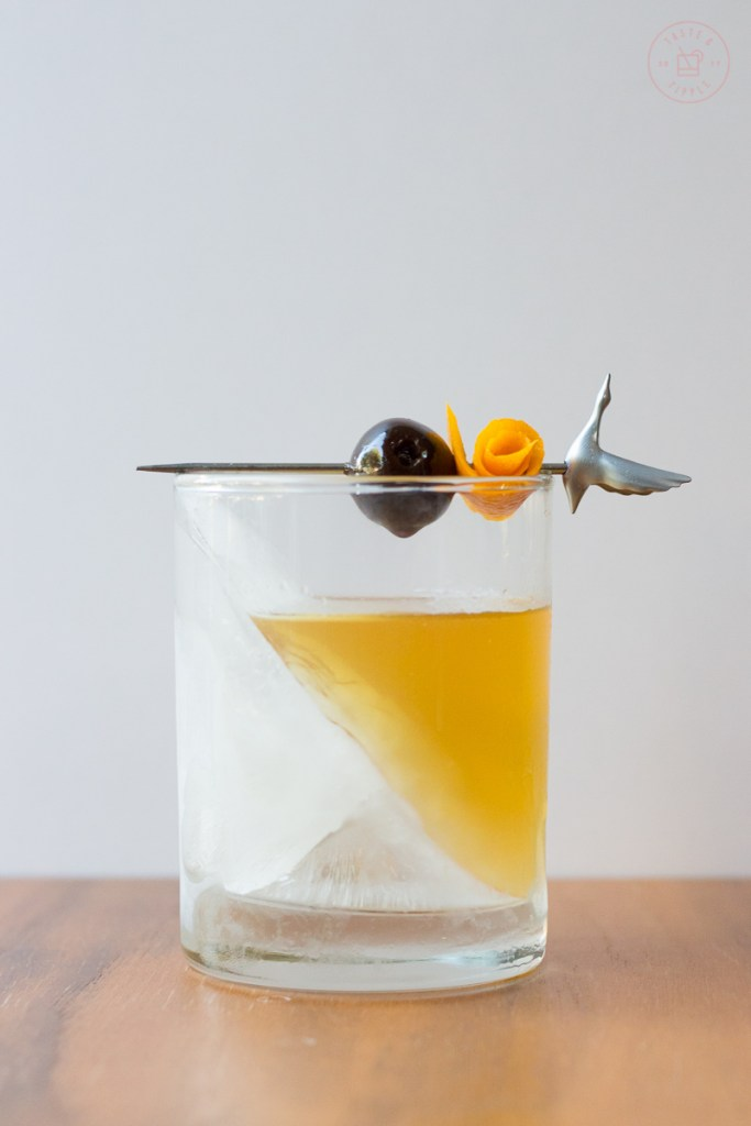 On Tilt Old Fashioned | Taste and Tipple
