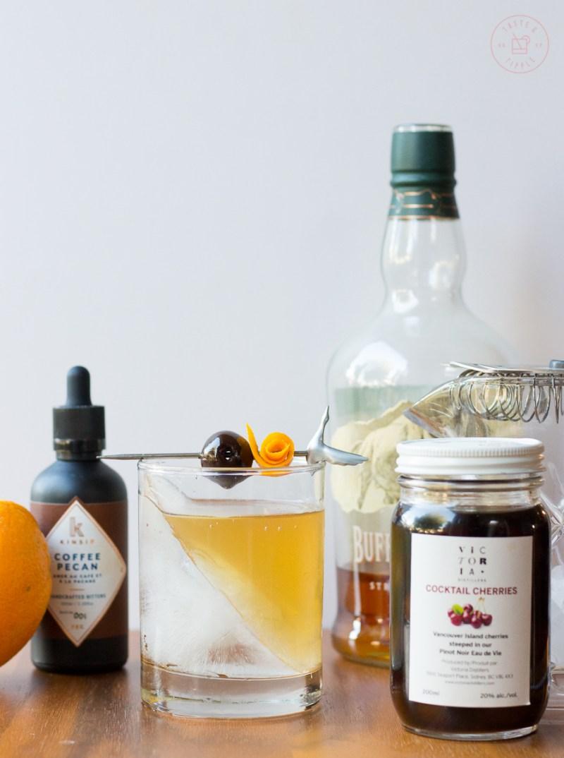 On Tilt Old Fashioned | Taste and Tipple