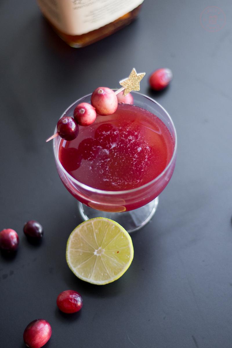 Cranberry Constellation   Taste and Tipple