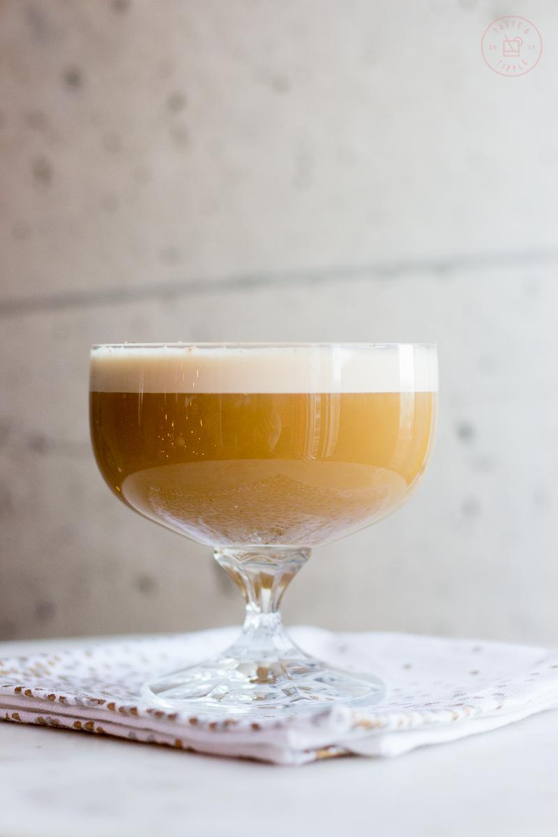 Coffee Flip | Taste and Tipple