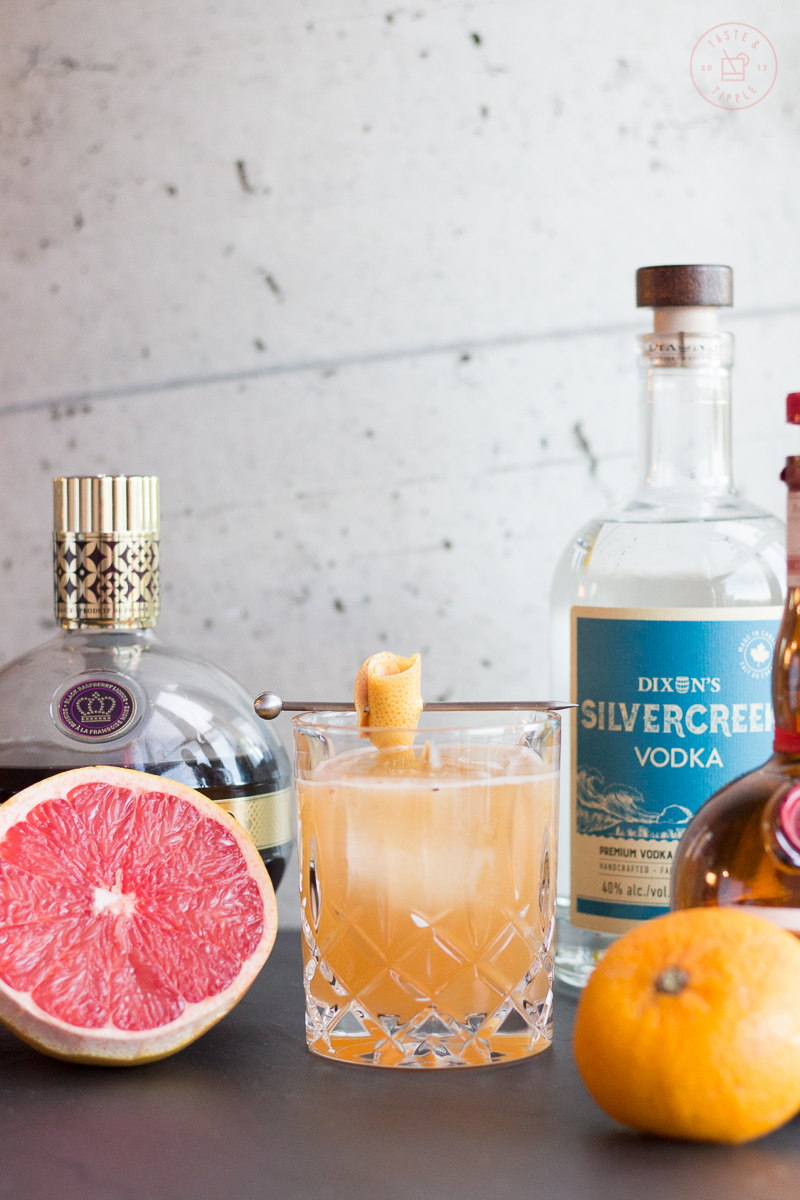 Gifted Grapefruit | Taste and Tipple