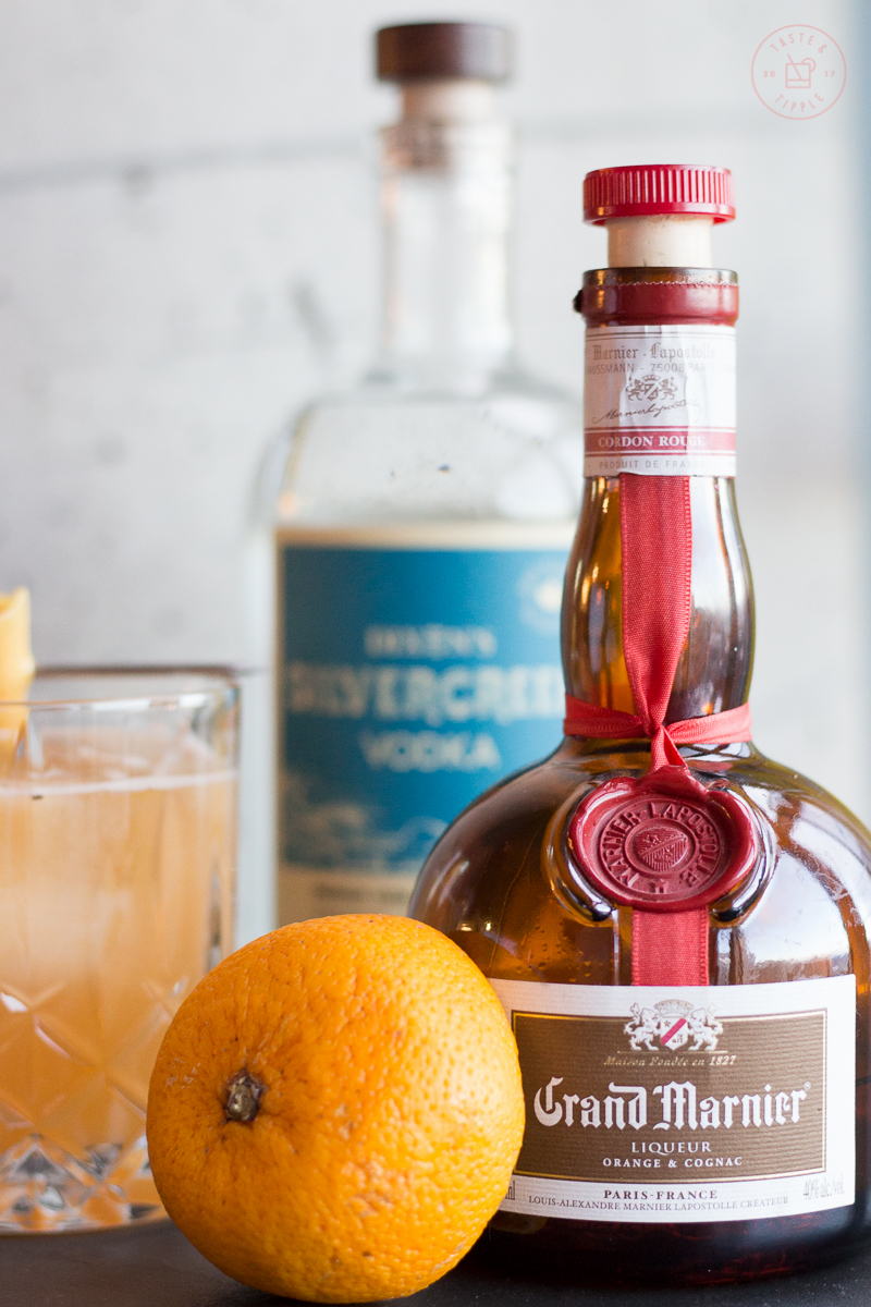 Gifted Grapefruit   Taste and Tipple