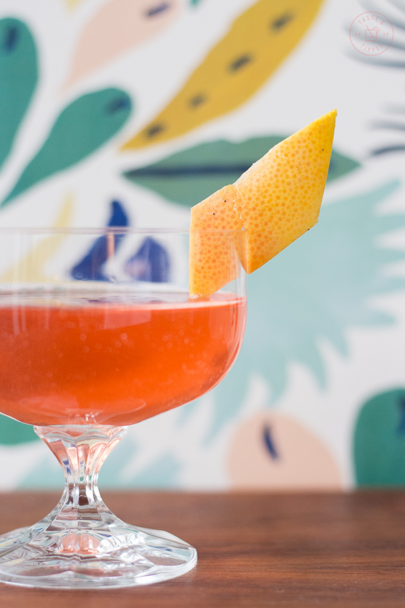 Mae Rose | Taste and Tipple