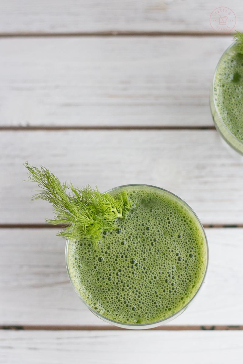 Mistletoe Margarita | Taste and Tipple