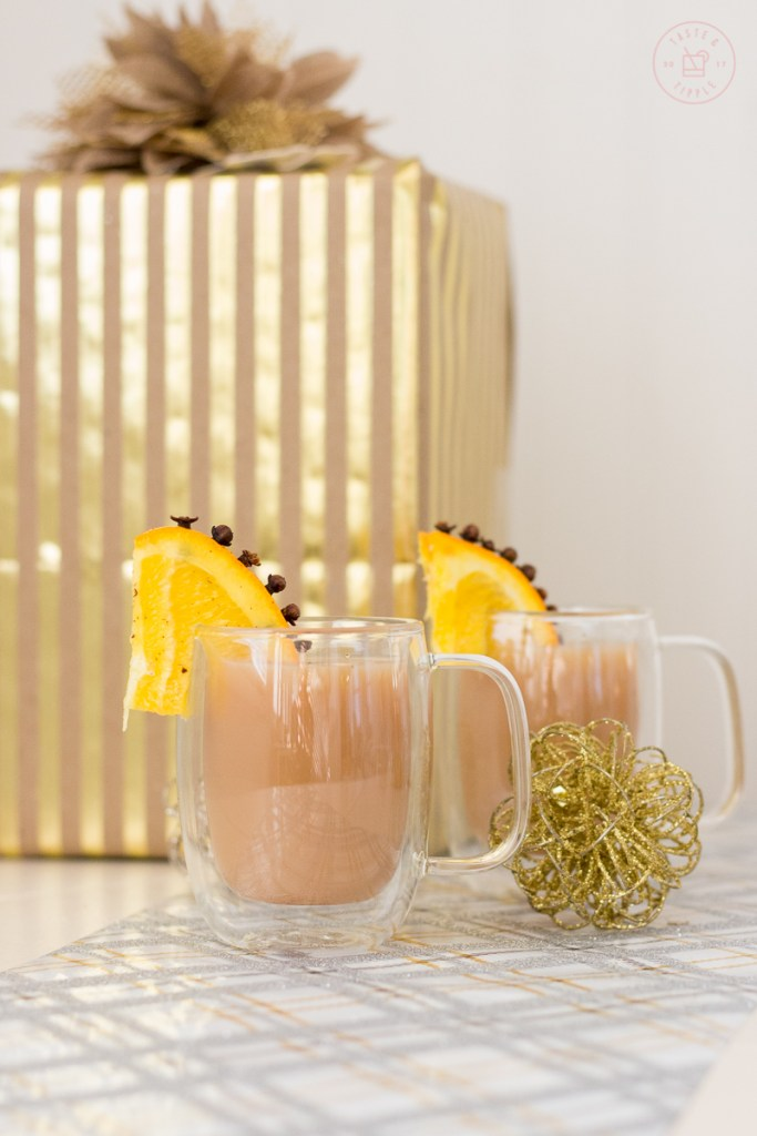 Orange Chai | Taste and Tipple