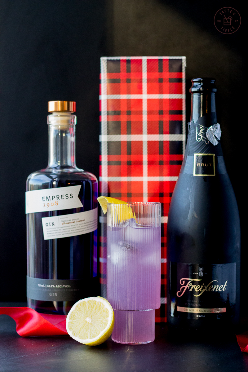 Violet Vixen | Taste and Tipple