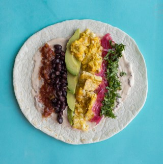 Breakfast Burrito | Taste and Tipple