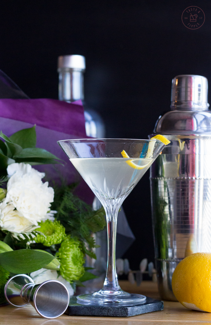 Vesper Martini | Taste and Tipple