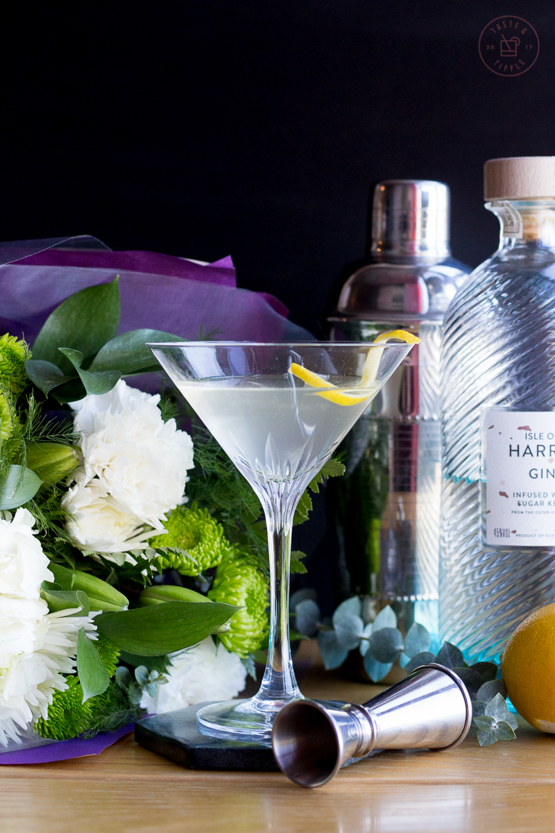 Vesper Martini | Taste and Tipple