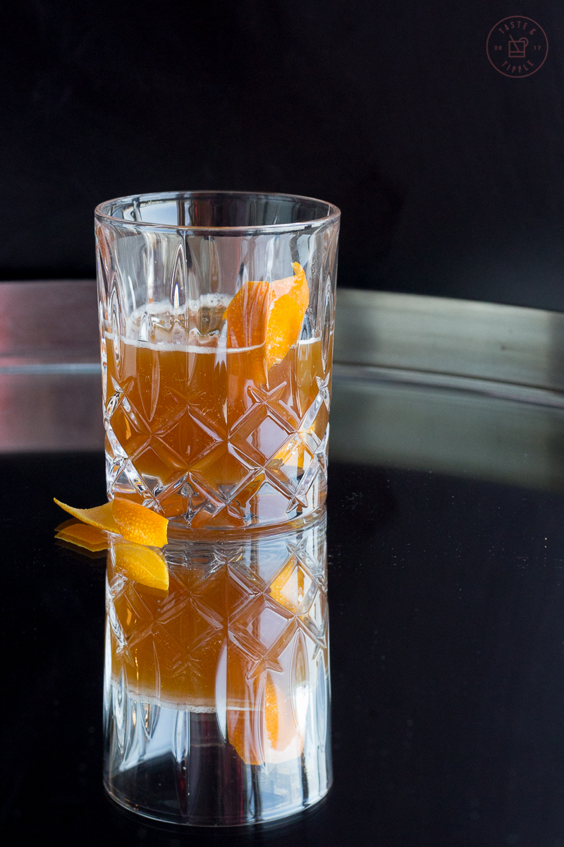 Rooibos Old Fashioned   Taste and TIpple