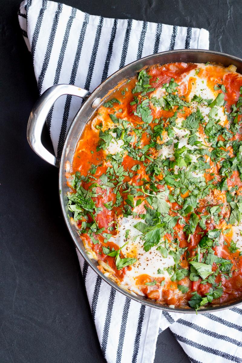 Shakshuka | Taste and Tipple