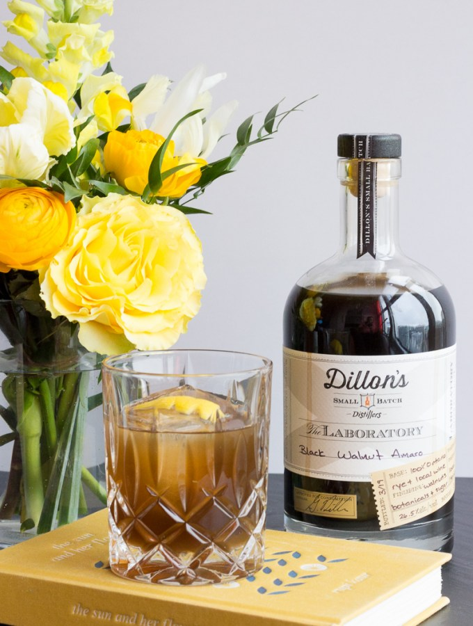 The Walnut Grove Cocktail | Taste and Tipple