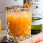 What's Up Doc? Carrot Caesar | Taste and Tipple