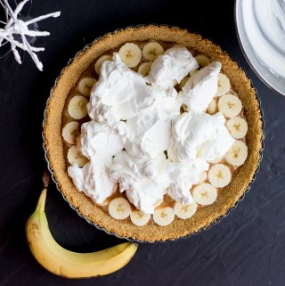 Banoffee Pie | Taste and Tipple