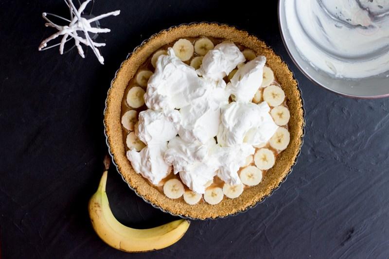 Banoffee Pie | Taste and Tipple
