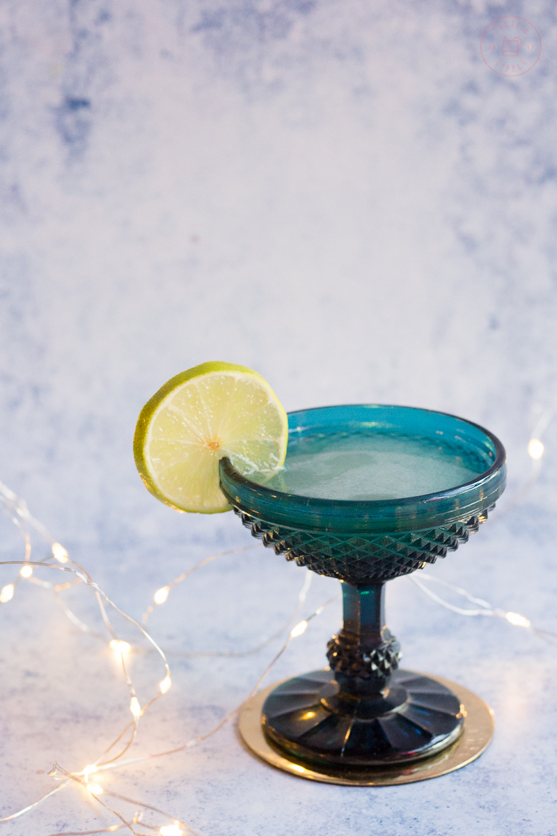 Blue Christmas | Taste and Tipple