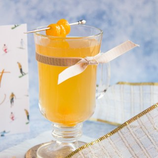 Kumquat Toddy | Taste and Tipple