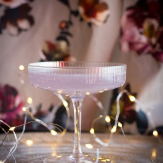 Lilac Luminaria | Taste and Tipple