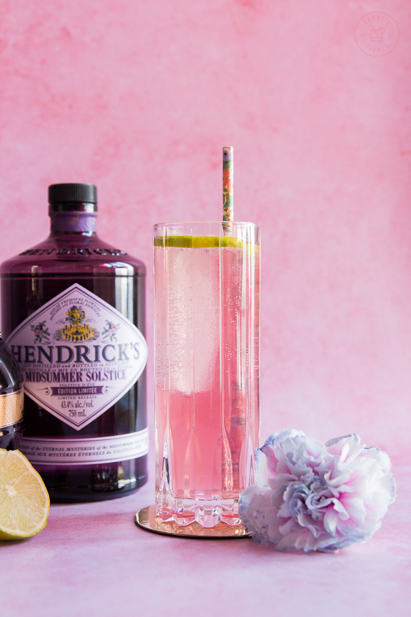 Midsummer Gin Dream | Taste and Tipple