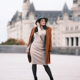 Fall Fashion: Sweater (Dress) Weather | Taste and Tipple