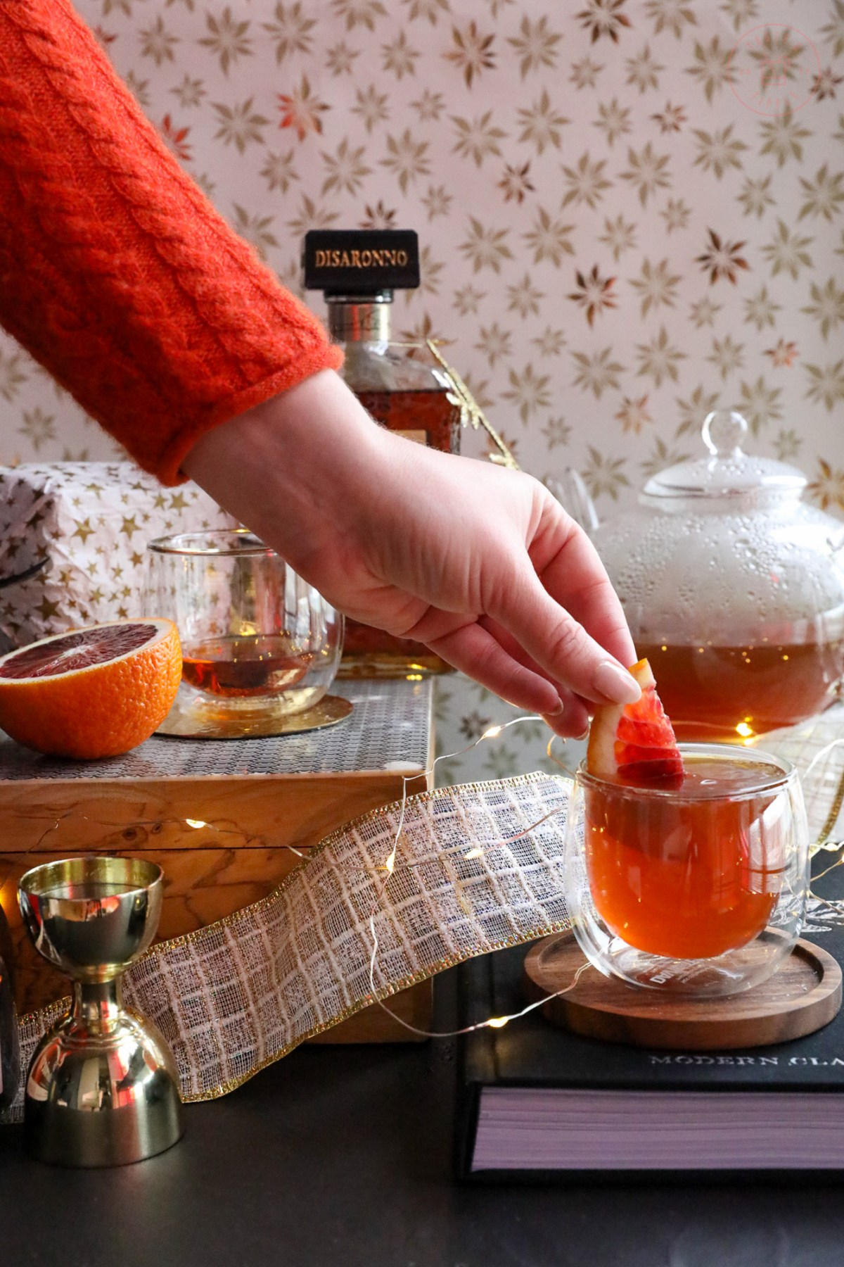 Blood Orange Tea | Taste and Tipple