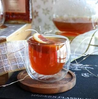 Blood Orange Tea | Taste and Tipple