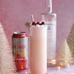 Comet's Gin Fizz - Georgian Bay Cranberry Gin Smash | Taste and Tipple