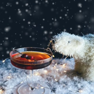 Polar Manhattan | Taste and Tipple