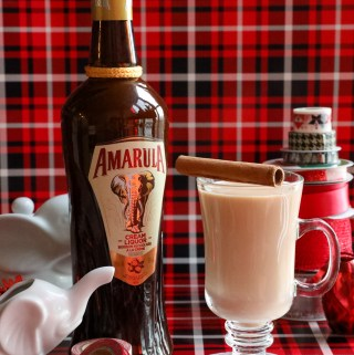 Amarula Gingerbread Chai Latte | Taste and Tipple