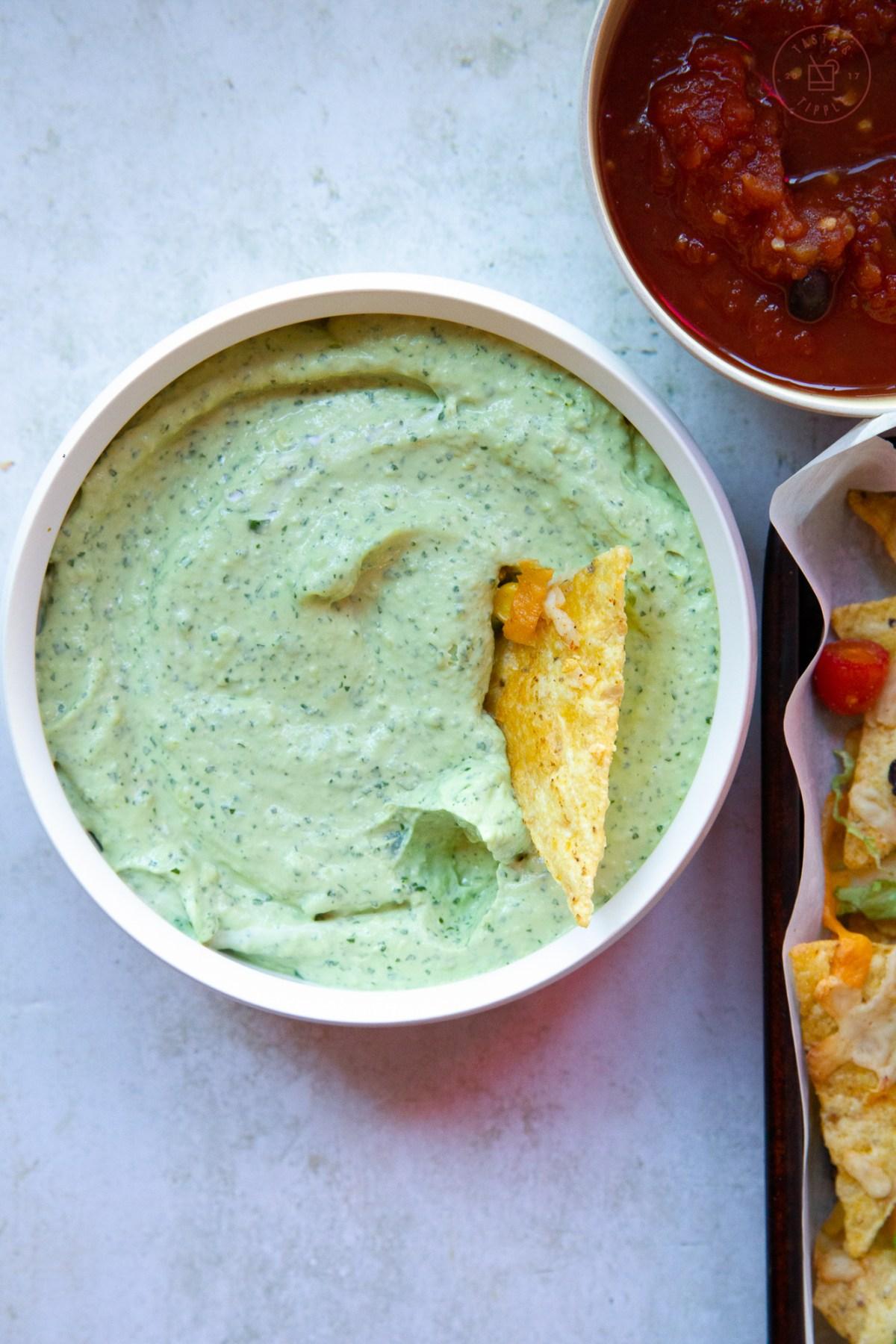 Game Day Nachos | Taste and Tipple