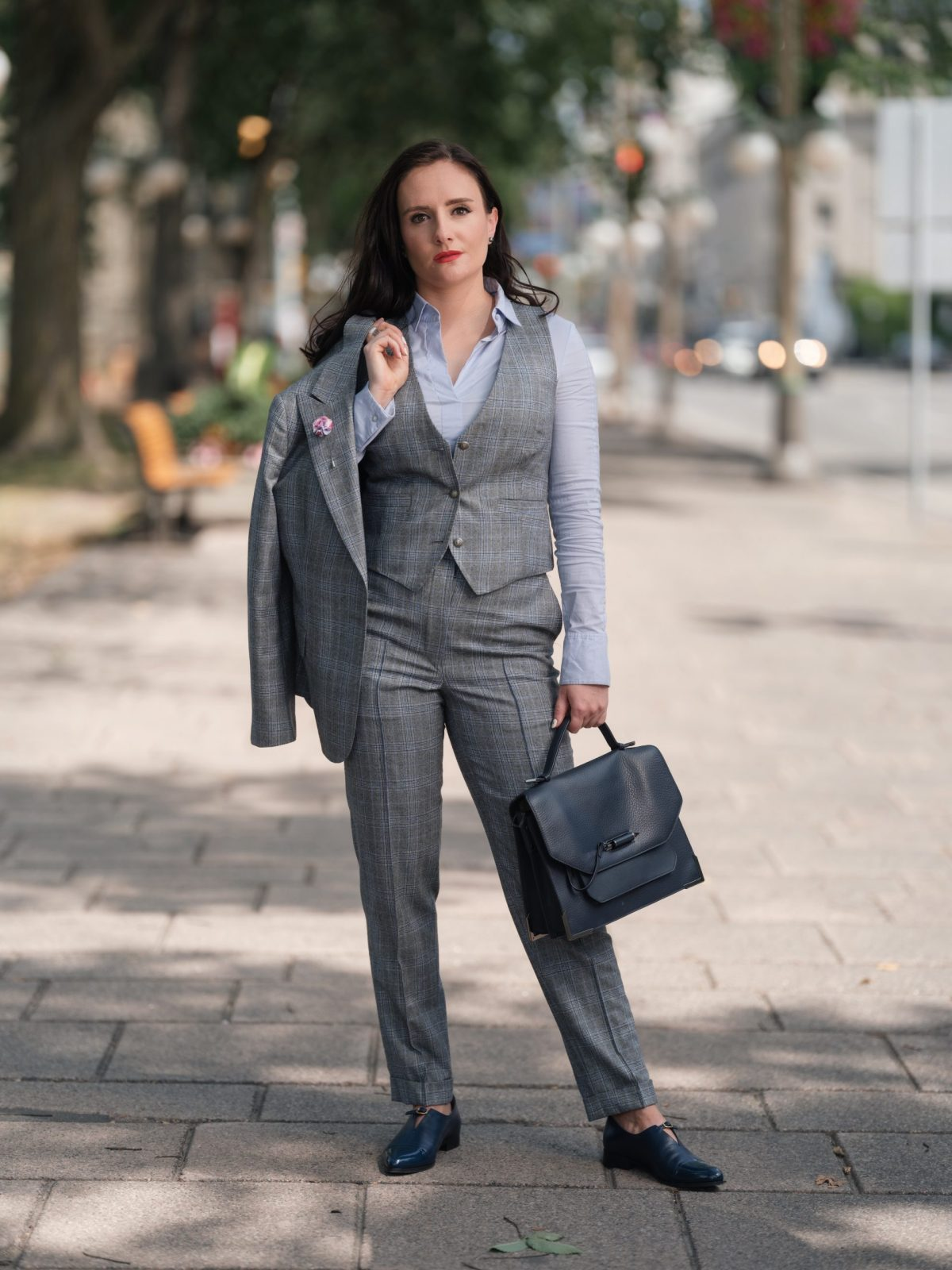 Fall Fashion 2021: Women's Suiting | Taste and Tipple
