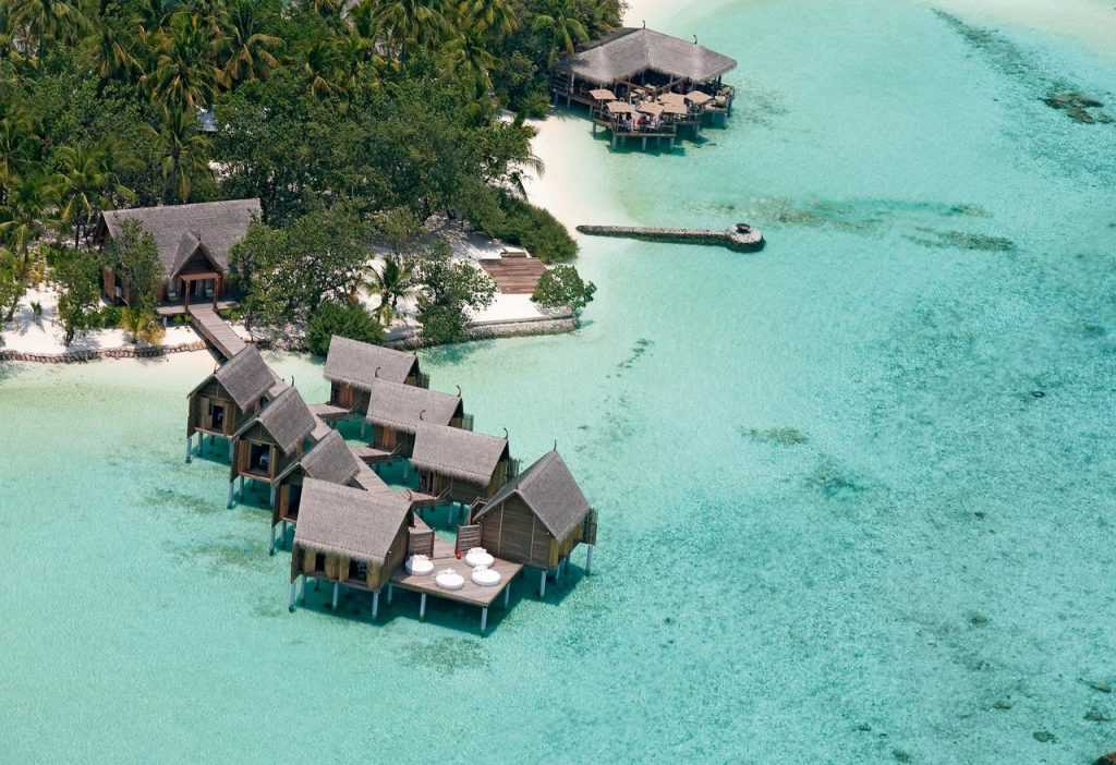 Constance Moofushi Maldives, źródło: booking.com