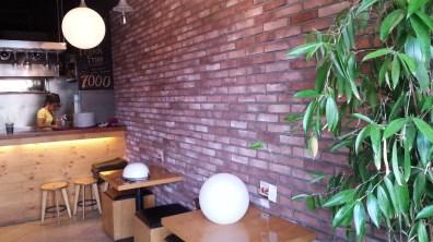 Bao Stir-Fry's Interior