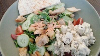 """Tofu """"Feta"""" Salad at Plant"""