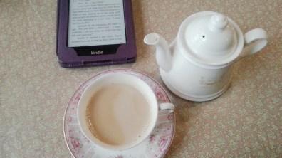 Royal Milk Tea at Chloris