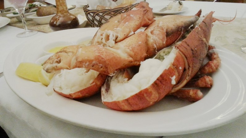 Whole Live Maine Lobster at Sables