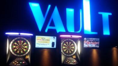 The Vault's Interior