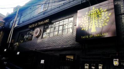 Taste of Thailand's Exterior