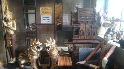 Taste of Thailand's Interior