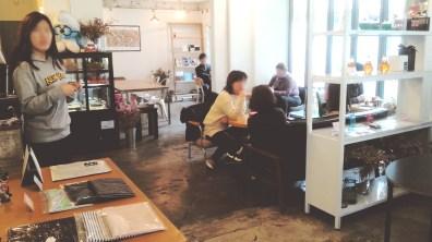 Magnolia Design Cafe's Interior