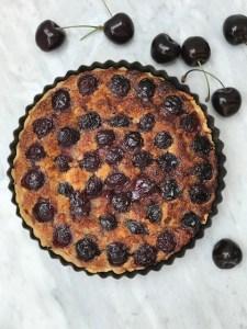 Cherry Tart recipe