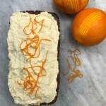Earl Grey Cake with Orange