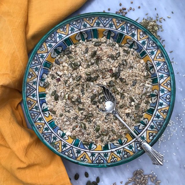 Dukkah - North African Spice Mix