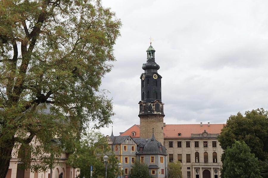 Städtetrip nach Weimar: Stadtschloss
