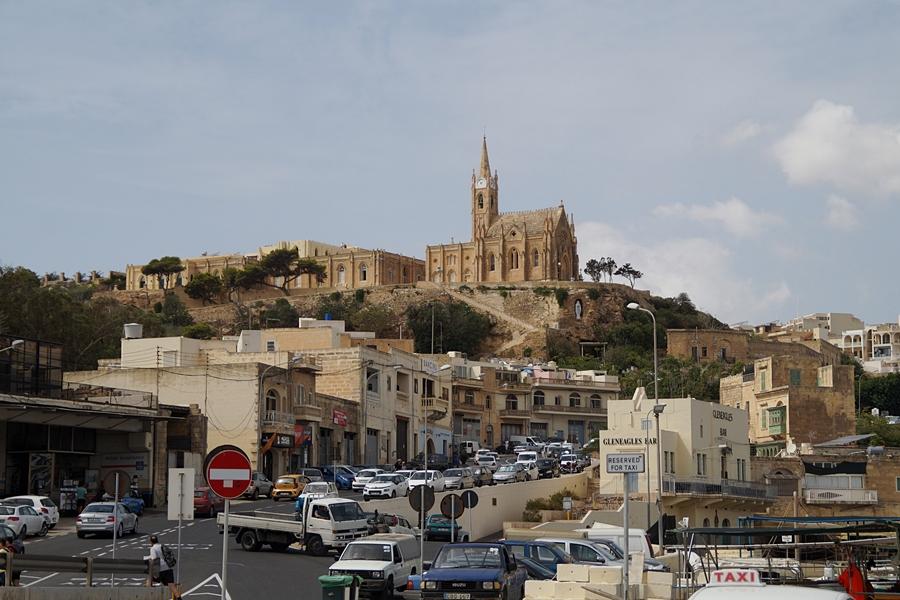 Sommerabschied auf Malta - Ausflug nach Gozo.
