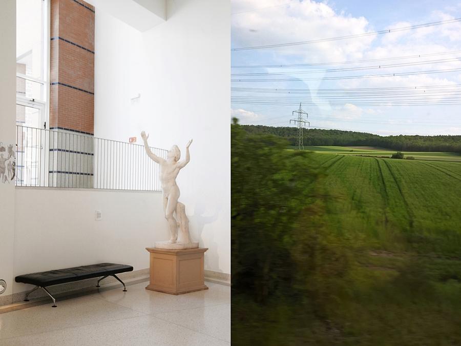 Mein Wochenende in Bildern - Ausstellung im Germanischen Nationalmuseum Nürnberg