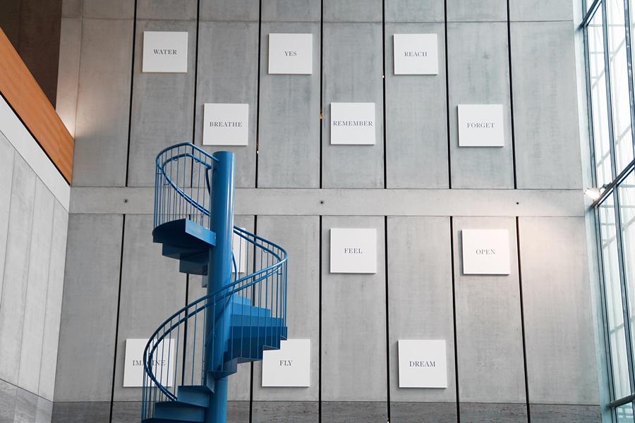 Yoko Ono Ausstellung PEACE is POWER im MdbK Leipzig 2019.