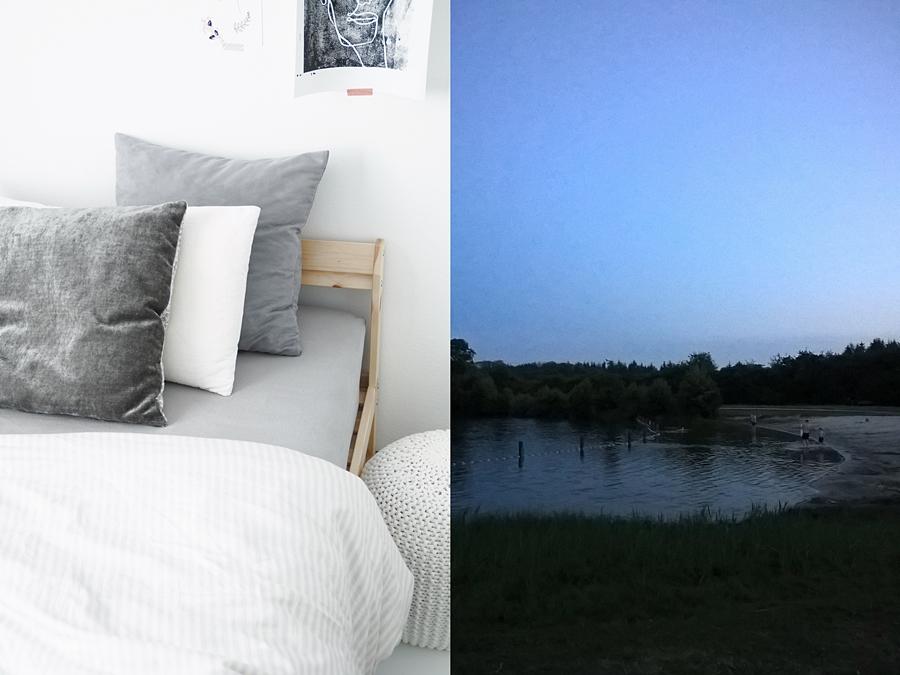 Sommer in Oldenburg - Mein Wochenende in Bildern. Schloss, Musuem, Tretbootfahren, Woldsee, Kultursommer, Markt. Tasteboykott.