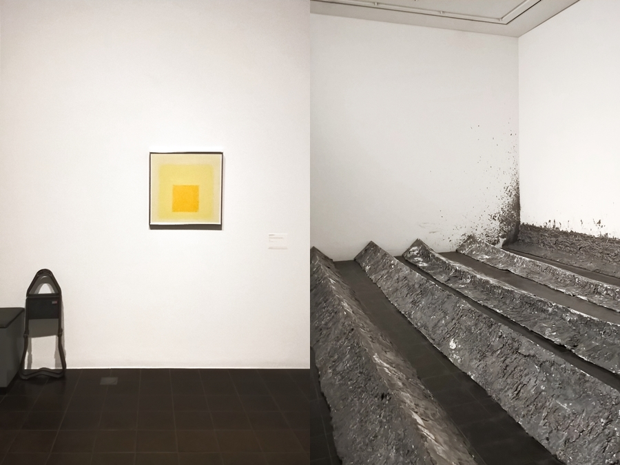 150 Jahre Hamburger Kunsthalle Jubiläum: Kunst von Josef Albers und Richard Serra.