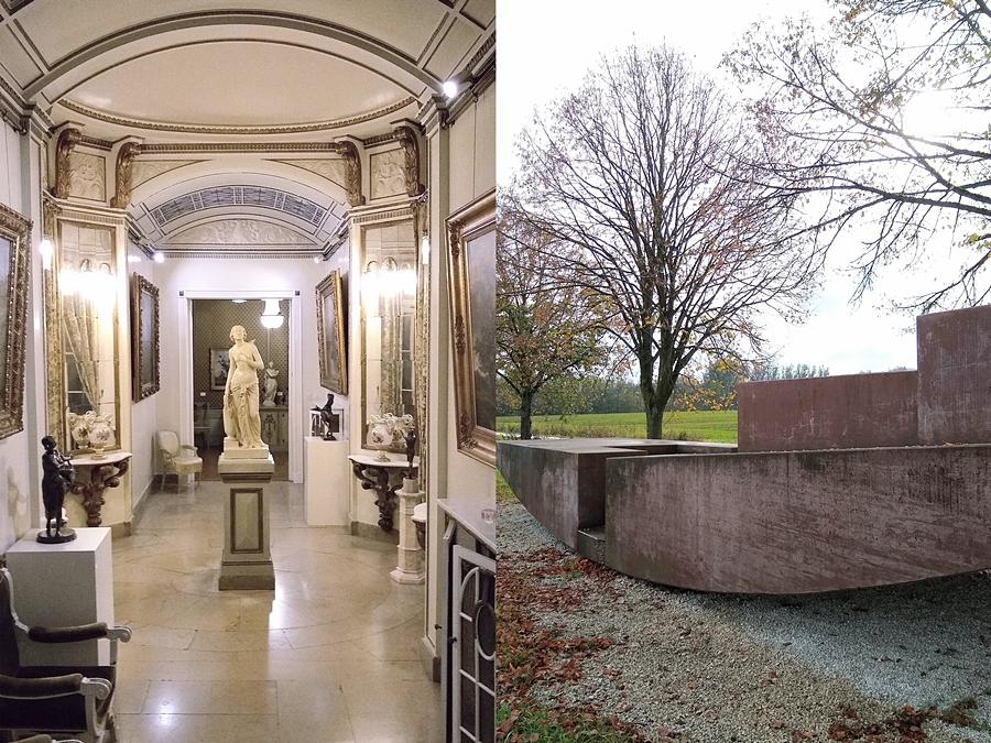 Stadtmuseum Villen Oldenburg | Claus Bury Schiffbar Skulptur Kanal Berg bei Neumarkt in der Oberpfalz.